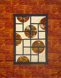 Charles Johns - Featured Teacher - Japanese Quilt