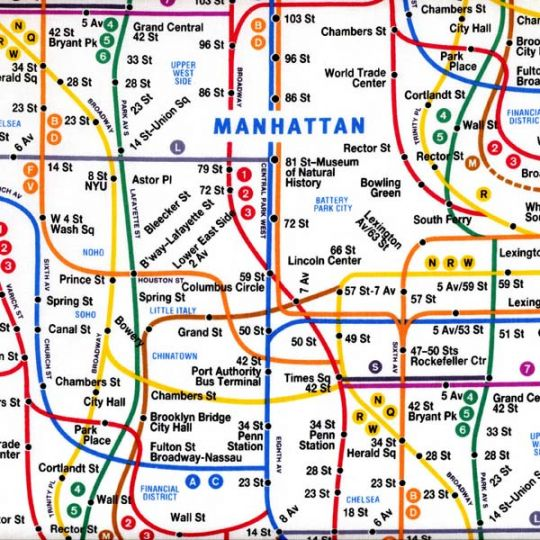Subway Map Holiday.Nyc Subway Map Fabric White